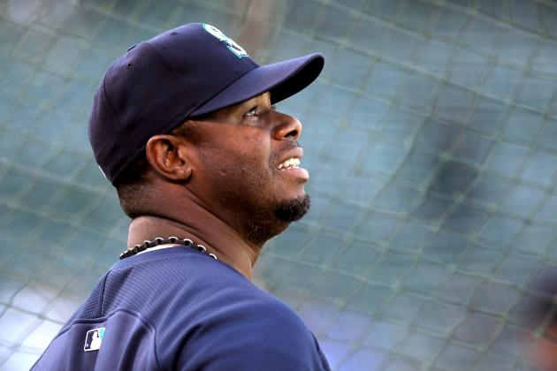Ken Griffey Jr. to Go into Mariners' Hall of Fame