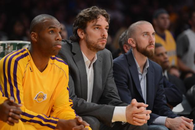 Breaking Down Pau Gasol's Market Value in NBA Trade Talks