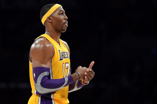 Lakers Trade Rumors: Why Dwight Howard-Kevin Love-Brook Lopez Deal Would Work