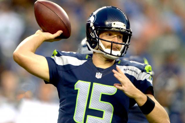 Seattle Seahawks Reportedly Willing to Trade QB Matt Flynn