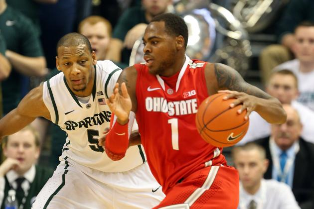 Thomas Overcomes Cut, Lifts No. 14 Buckeyes