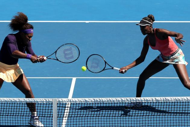 Williams Sisters Lose in Doubles at Australian Open