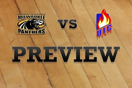 Milwaukee vs. Illinois-Chicago: Full Game Preview
