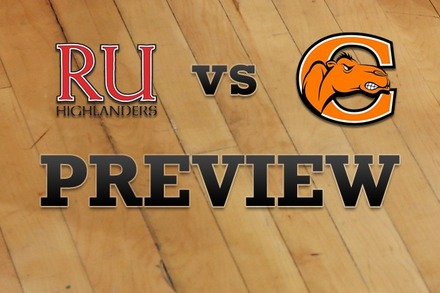 Radford vs. Campbell: Full Game Preview