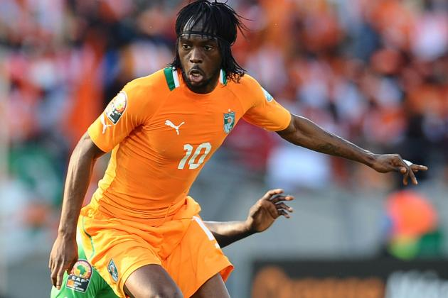 Arsenal Forward Gervinho Scores Cracking AFCON Winner for Ivory Coast (Video)