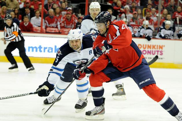 Washington Capitals: Caps Drop Second Straight, Fall to Winnipeg 4-2