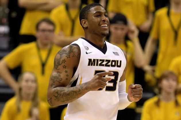 No. 22 Missouri 71, South Carolina 65