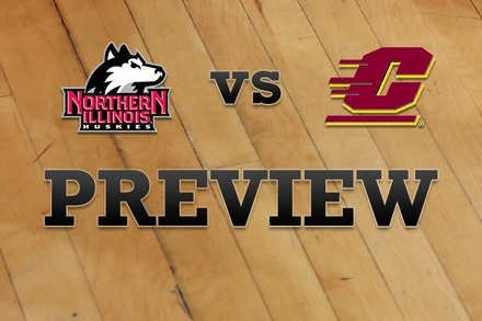 Northern Illinois vs. Central Michigan: Full Game Preview
