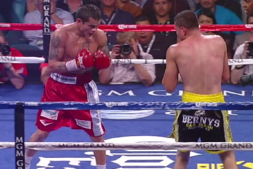 Maidana to Khan: You Owe Me a Rematch; I'll Fight You on April 20th!