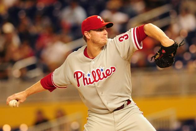 Roy Halladay Already Throwing at Phils' Spring Complex