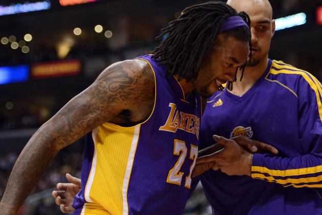 Jordan Hill to Have Hip Surgery on Wednesday