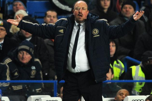 Capital One Cup 2013: Chelsea Must Win Final for Rafael Benitez to Keep Job