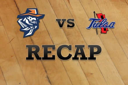 UTEP vs. Tulsa: Recap and Stats