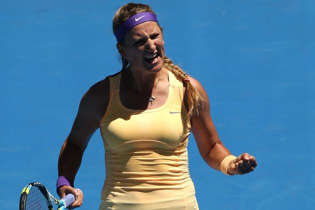 Azarenka Advances to Semifinals at Australian Open