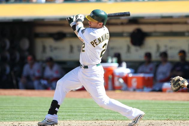 Arizona Diamondbacks Sign Infielder Cliff Pennington to a 2-Year Deal
