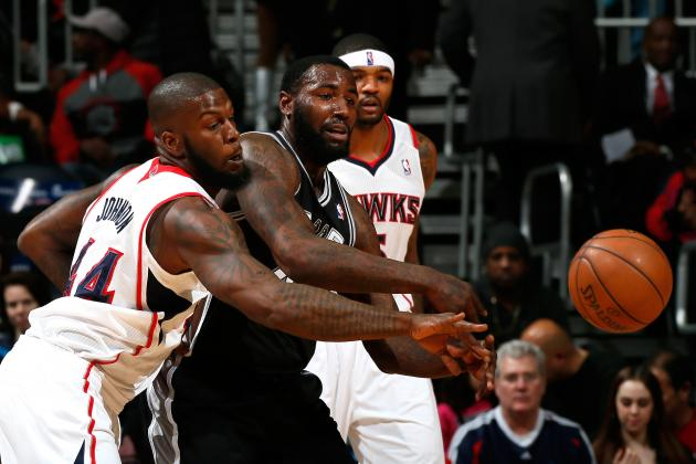3 Trades the San Antonio Spurs Could Make Involving DeJuan Blair