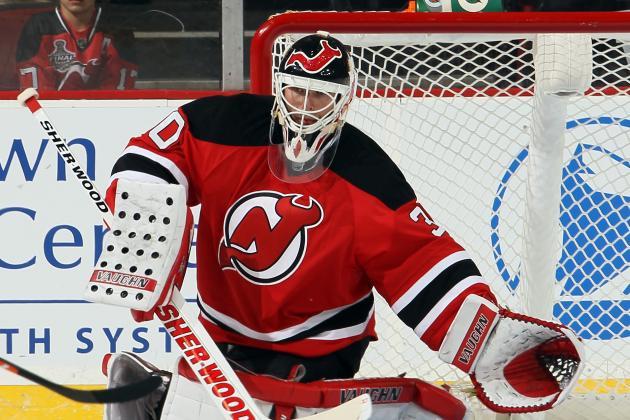 Devils 3, Flyers 0