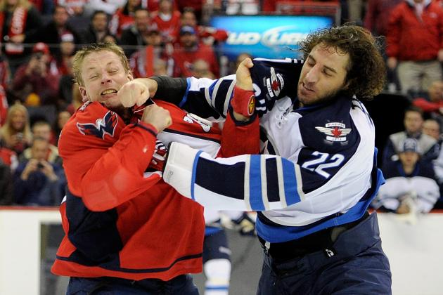 Jets Hand Capitals Their 1st Home Opener Loss Since 2000