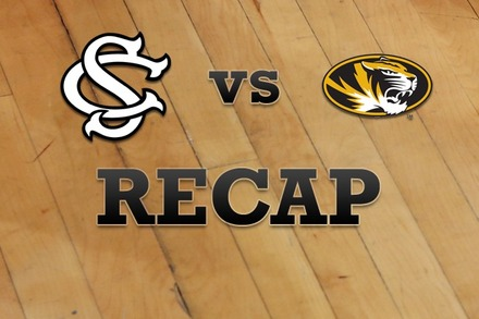 South Carolina vs. Missouri: Recap and Stats