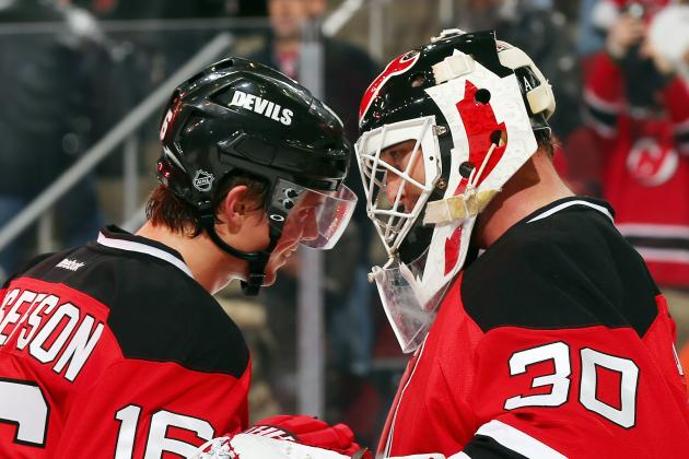Devils Score Early and Often in Home Opener, Shut out Rival Flyers 3-0