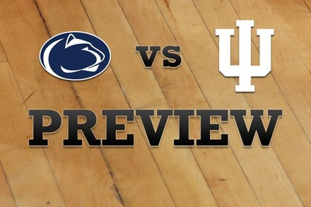 Penn State vs. Indiana: Full Game Preview