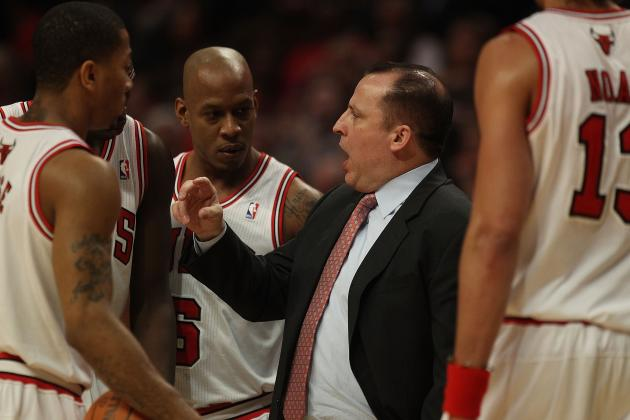 Do Chicago Bulls' Problems Stem from Personnel or Coaching?