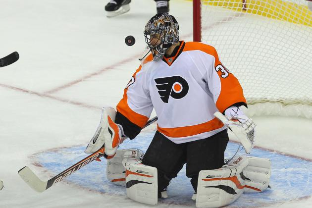 Flyers Fall to 0-3 in Shutout Loss to Devils