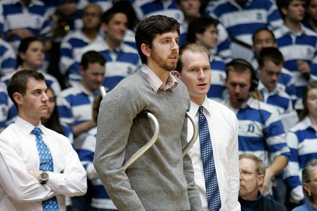 Duke Basketball: Can the Blue Devils Make a Run in March Without Ryan Kelly?