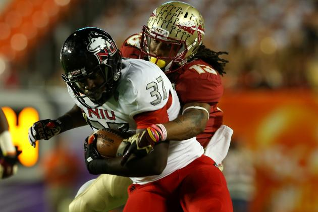Injury Could Force FSU CB Ronald Darby to Miss Spring Football, Track Seasons