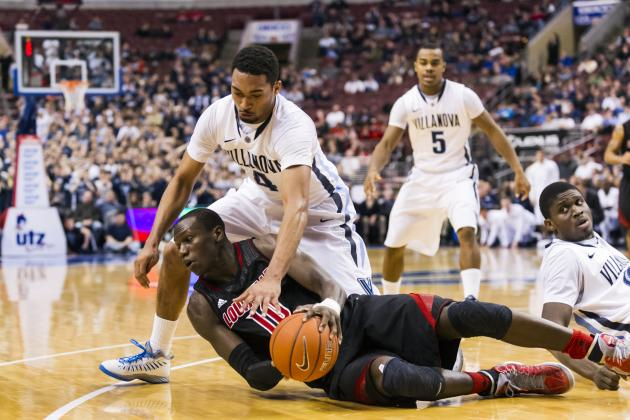 Louisville Basketball Falls to Villanova 73-64