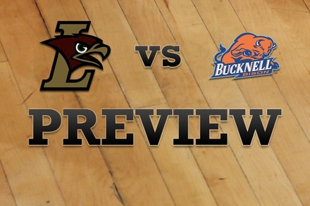 Lehigh vs. Bucknell: Full Game Preview