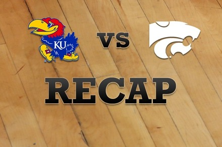 Kansas vs. Kansas State: Recap and Stats