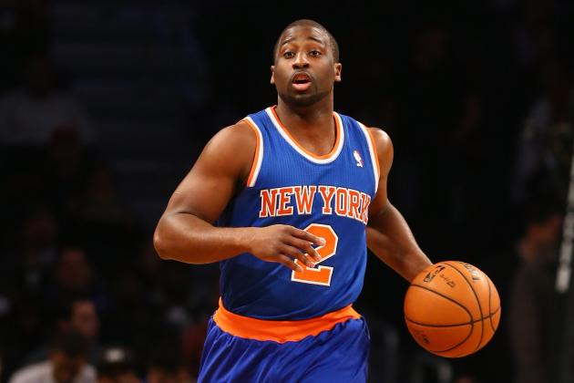 Raymond Felton Believes He'll Return to Knicks on Saturday vs. 76ers
