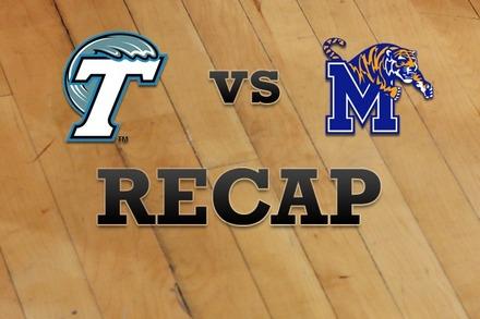 Tulane vs. Memphis: Recap and Stats