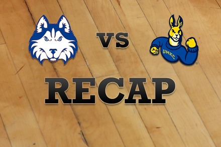 Houston Baptist vs. UMKC: Recap and Stats