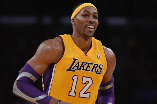 Mark Cuban Should Go All in on Lakers' Dwight Howard