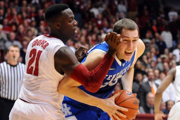Kentucky Basketball: Wildcats' NCAA Tournament Hopes Crushed in Loss at Alabama