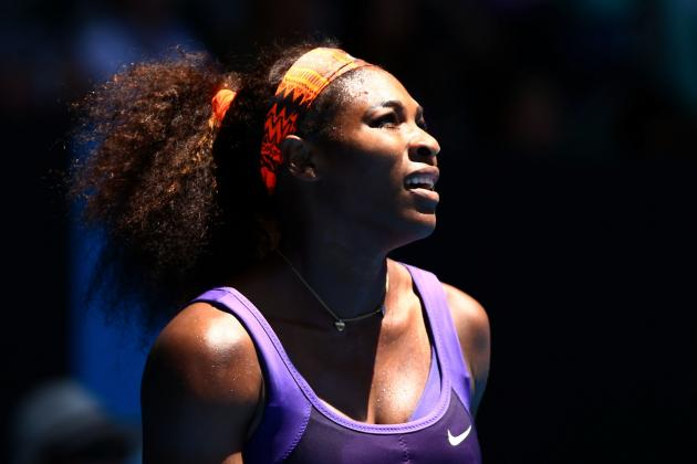 2013 Australian Open: Serena Williams Eliminated by Sloane Stephens