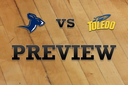 Akron vs. Toledo: Full Game Preview