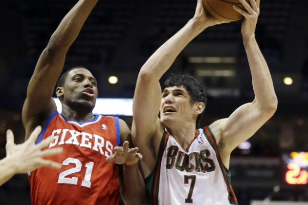Bucks 110, 76ers 102: Back to Old Self, Ersan Ilyasova Lifts Bucks to Win