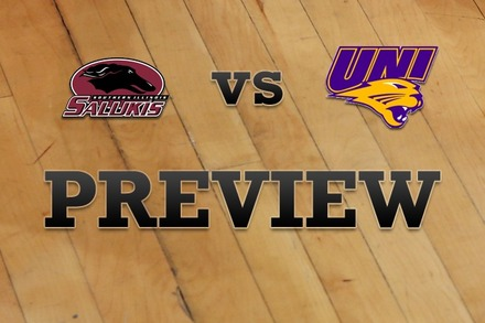 Southern Illinois vs. Northern Iowa: Full Game Preview