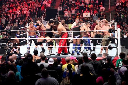 WWE Royal Rumble 2013: Latest on Participants for PPV's 30-Man Brawl