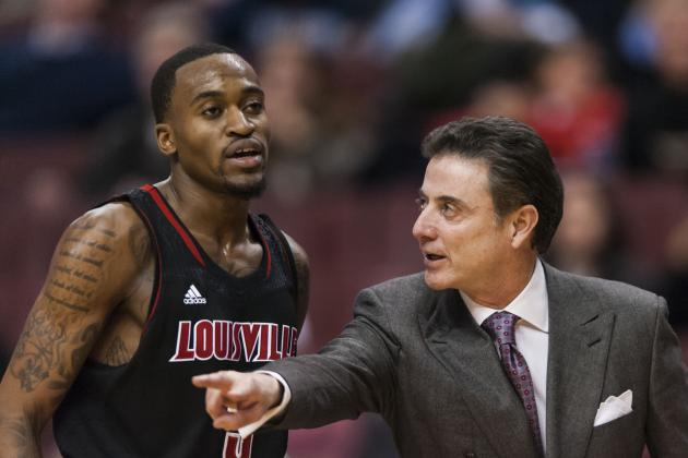Rick Pitino Says Louisville Shot Free Throws Like Shaq and Dwight Howard