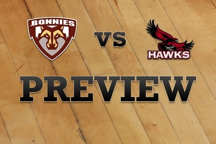 St. Bonaventure vs. Saint Joseph's: Full Game Preview