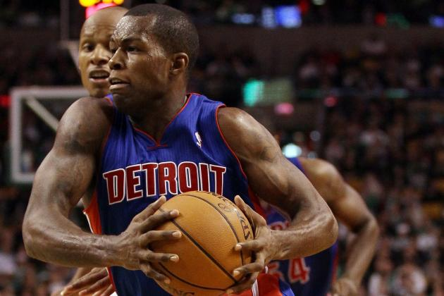 Detroit 105, Orlando 90: Pistons End Season's First Half in Style