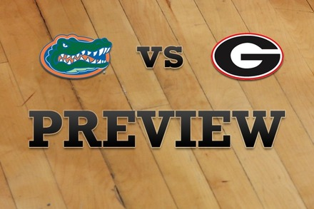 Florida vs. Georgia: Full Game Preview