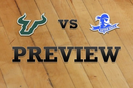 South Florida vs. Seton Hall: Full Game Preview