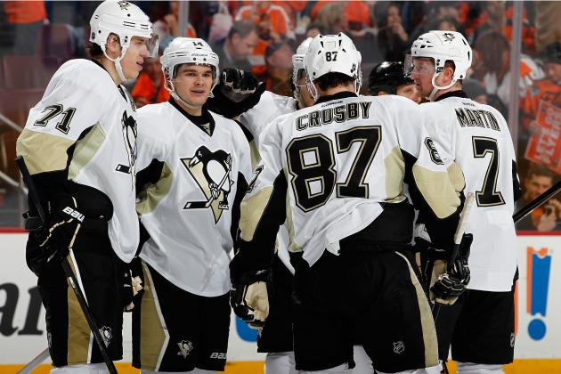 Pittsburgh Penguins: Are They the Best Team in the Atlantic Division?
