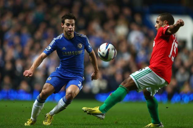 Picking a Chelsea XI to Face Swansea City in the Capital One Cup Semifinal