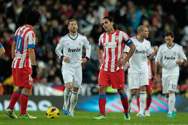 Real Madrid and Atletico Madrid on Course for Copa Del Rey Final Meeting